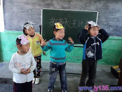 帮孩子们完整的画一幅梦的连环画