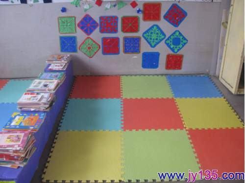 幼教素材 幼儿园区角布置图片   区角活动是孩子们快乐的源泉和游戏的