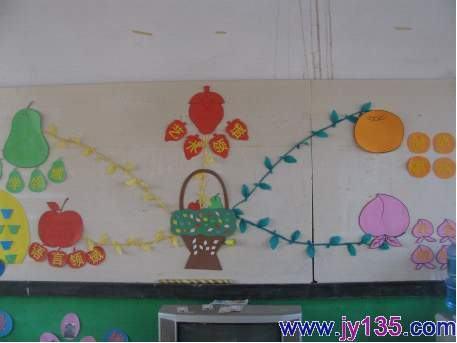 幼儿园区角布置图片