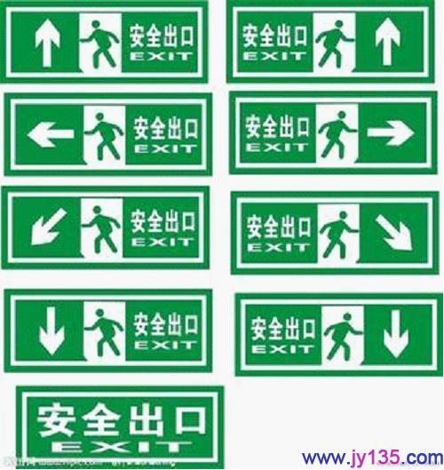 """安全教育案例系列之二 认识""""安全出口标志""""(大班)"""