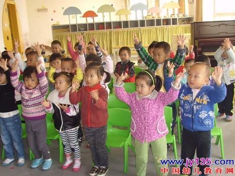 """东营市第一实验幼儿园开展""""洗手日""""主题活动"""