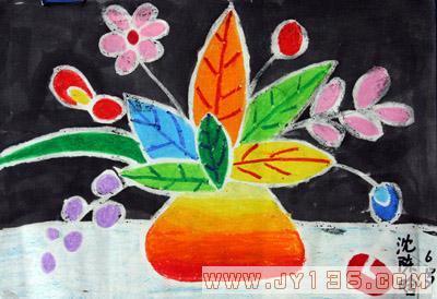 幼儿绘画作品 幼儿园幼儿绘画作品