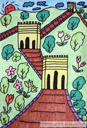 创意美术绘画作品图片展示_创意美术绘画作品相关