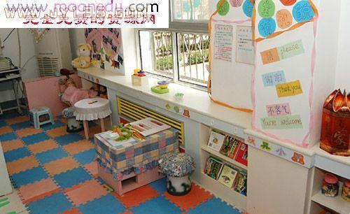 电视机 下一篇:幼儿园区角娃娃家布置图片-漂亮的