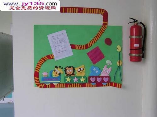幼儿园小班班牌设计展示