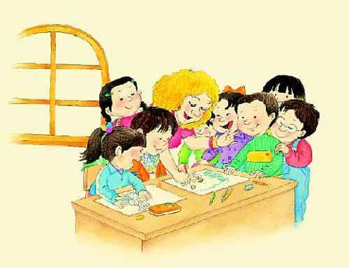 童话:稻田里的故事(自编)