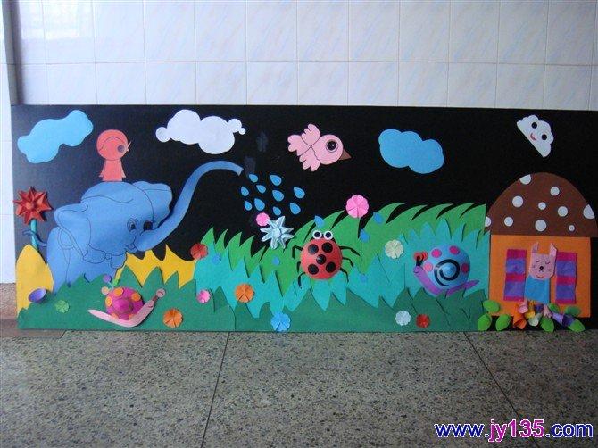 小班主题墙的创设图片9