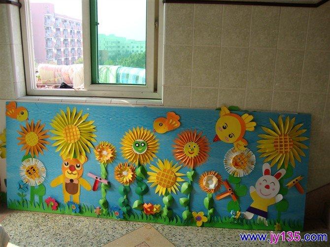 小班主题墙的创设图片11